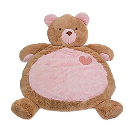 Bear Rug Pink
