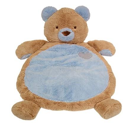 Bear Blue Rug