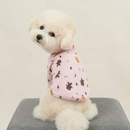 Cookie T-shirt Pink